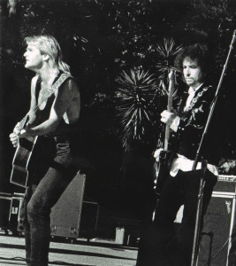 Mike Peters & Bob Dylan