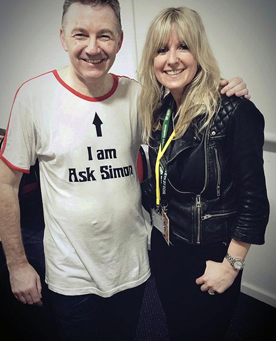Ask Simon