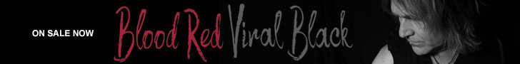 Blood Red Viral Black