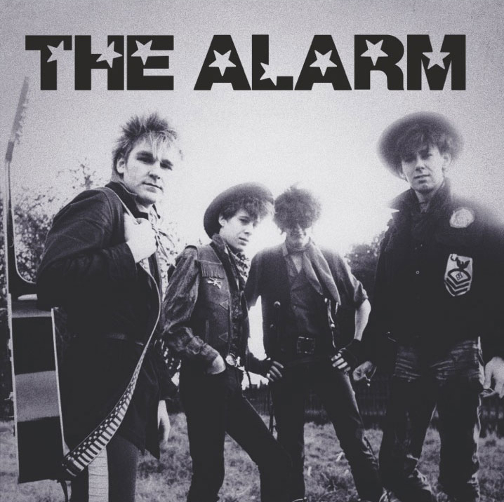 THE ALARM – THIRD GENERATION – A new era of Alarm Music begins with