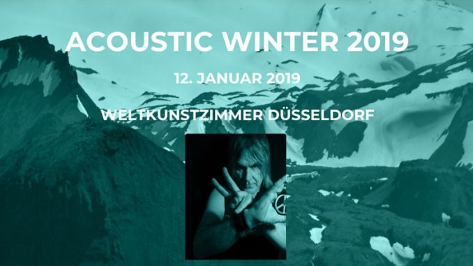 847eb35b6a Mike Peters to headline Acoustic Winter Festival – Dusseldorf