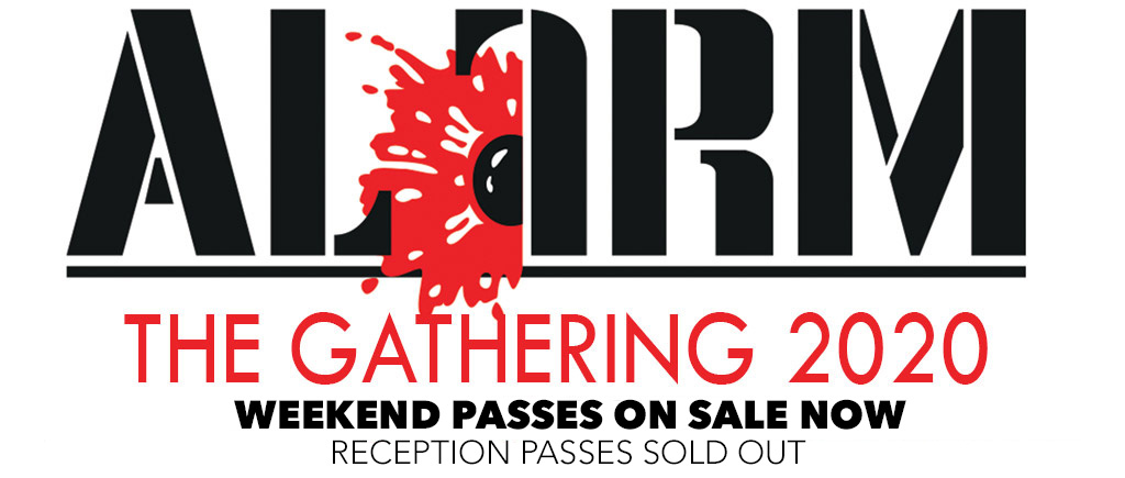 GATHERING 2020 – Tickets Available Here – The Alarm